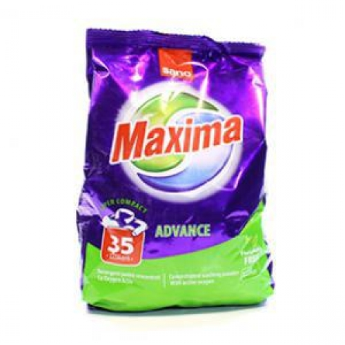 SANO Maxima Advance bag 1.25kg veļ.pulv.